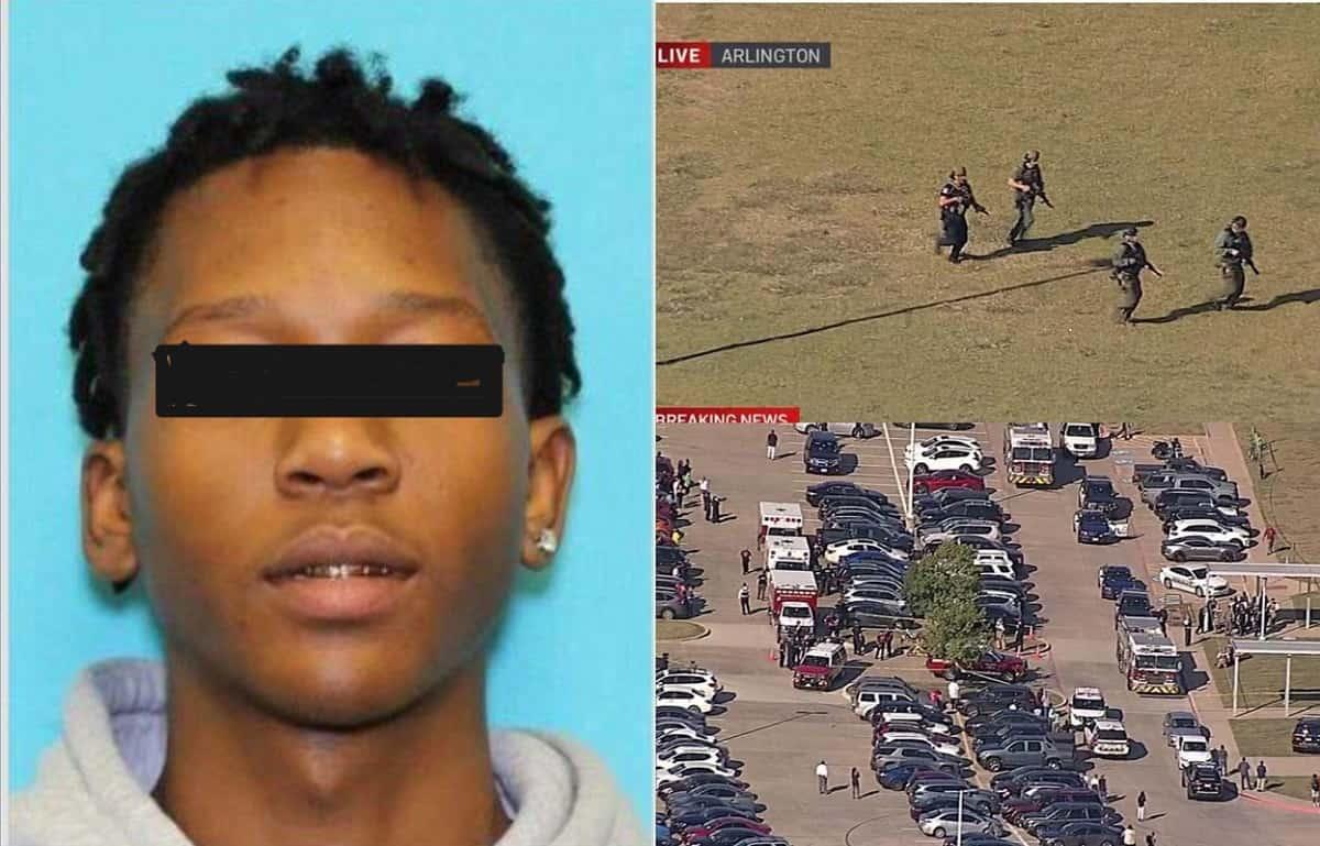 Joven abre fuego en escuela de Texas; ya fue detenido (vídeo)