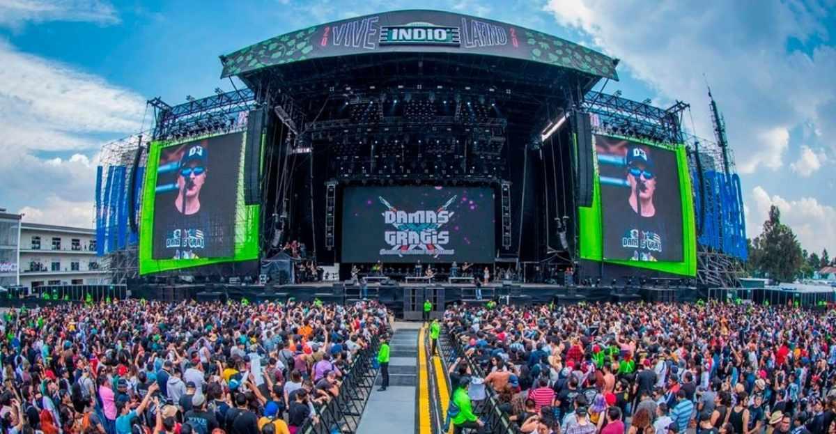 El Vive Latino anuncia su cartel; destacan Limp Bizkit y los Pixies