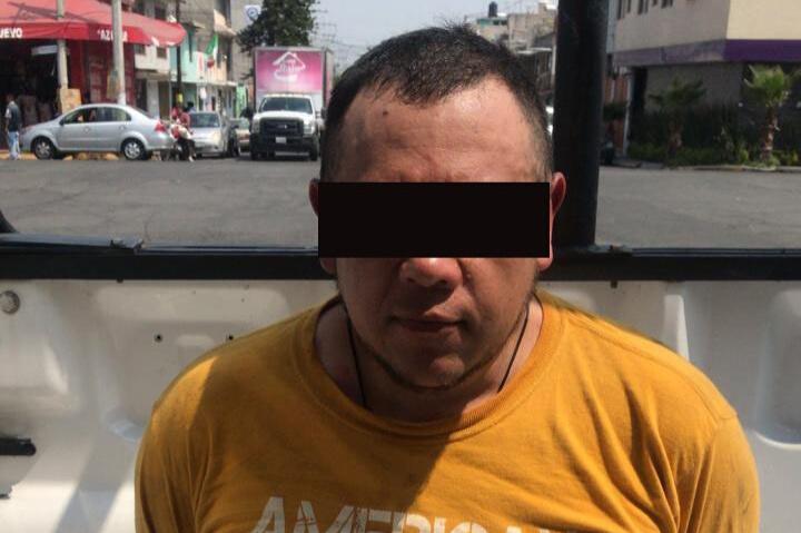 #Video Policía municipal de Neza logra detención de peligroso asaltante viralizado en redes sociales