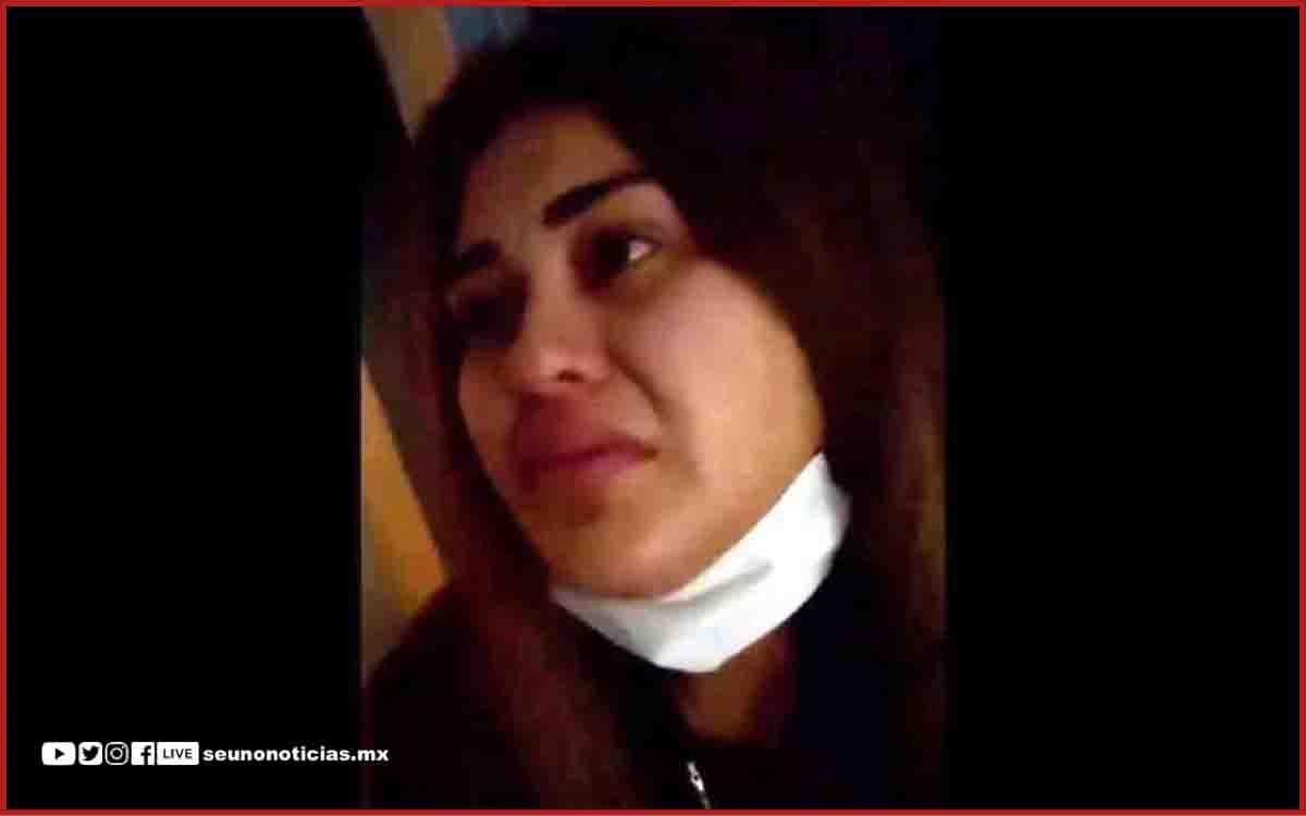 Padre de Gomita la golpea y ella lo denuncia en redes sociales