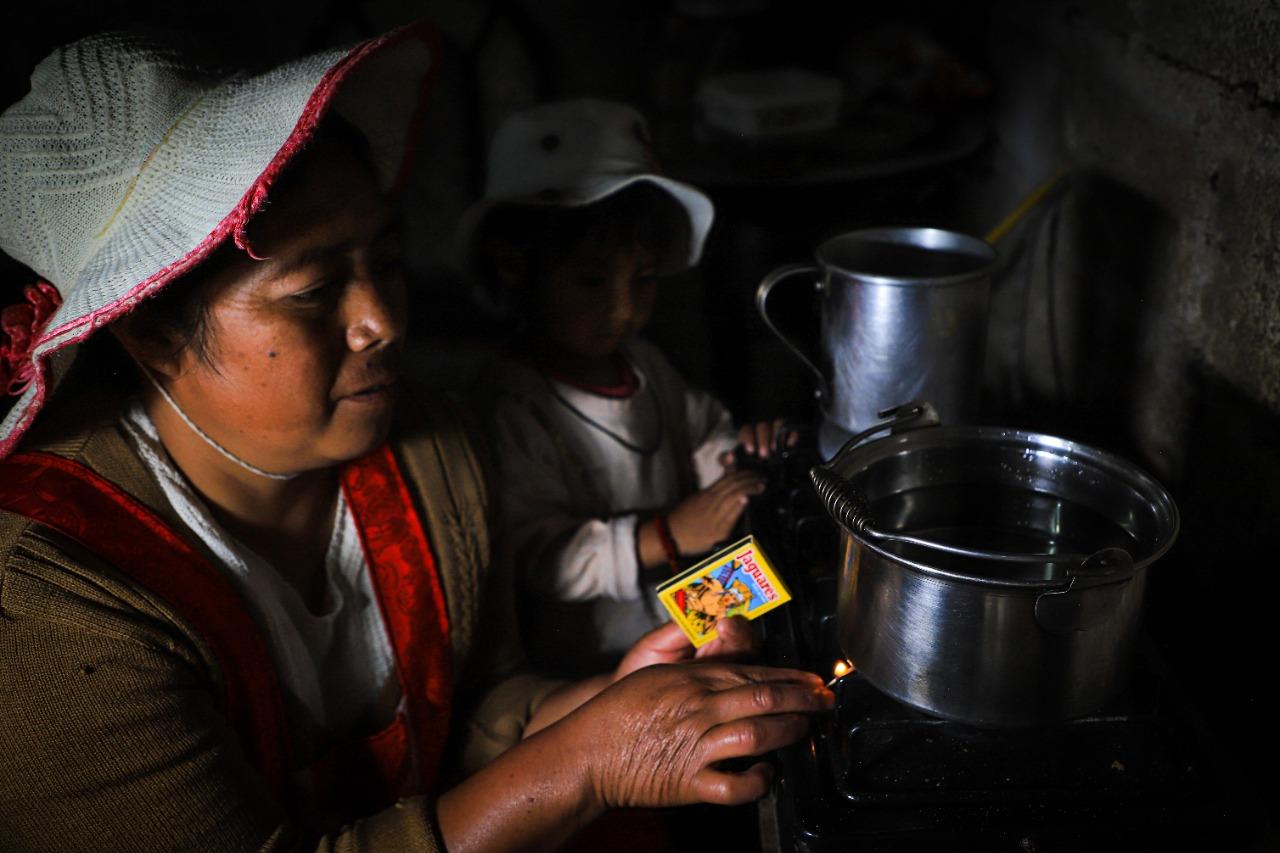 Recolectan agua de lluvia en beneficio de pueblos originarios en el Estado de México