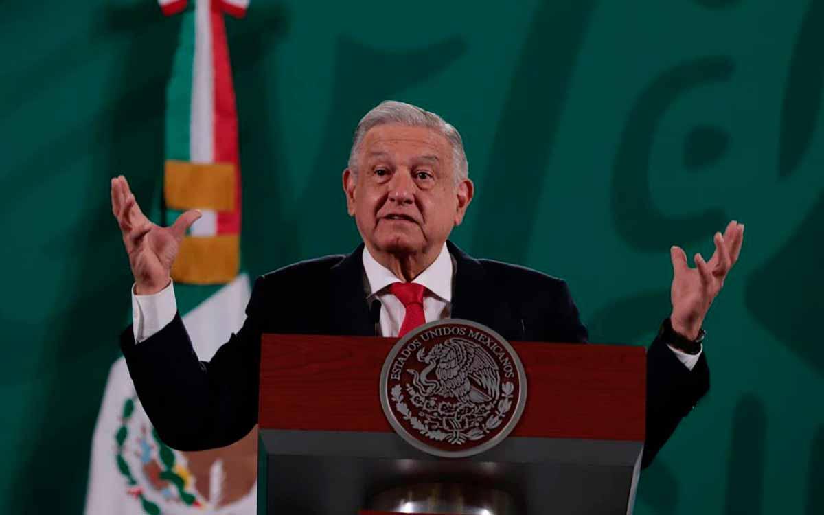 Así respondió López Obrador a las fotos publicadas de Emilio Lozoya