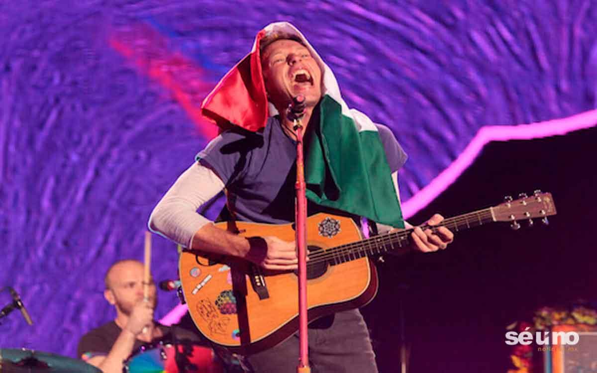 Coldplay anuncia gira incluye Guadalajara, Monterrey y CDMX