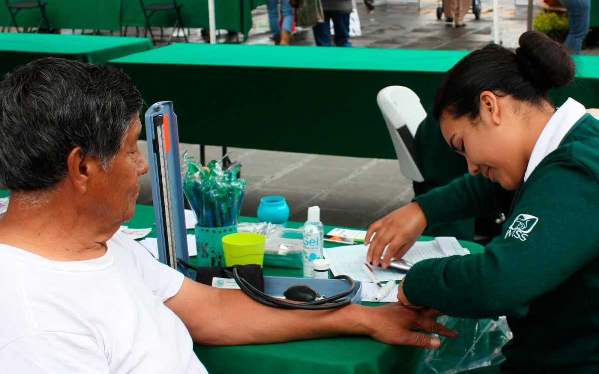 IMSS pide dar seguimiento a enfermedades en módulos PrevenIMSS