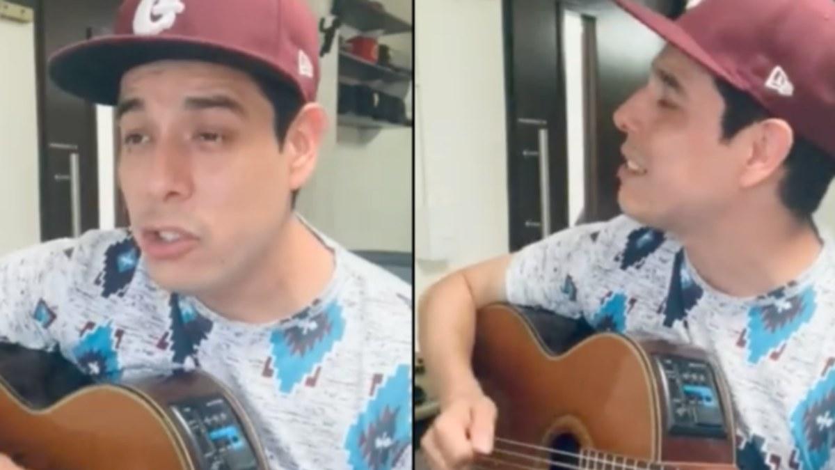 Canción se vuelve viral tras caída de las redes sociales