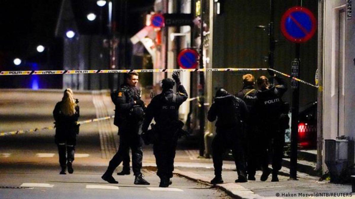 Ataque con arco y flecha deja en Noruega al menos 5 muertos