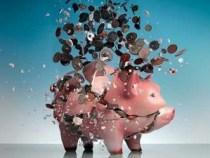 Ahorro, Dinero, Monedas, Cerdito, Finanzas, Ahorro de Billetes, Dólares, Alcancilla, Piggy Bank, Economizar