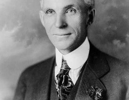 20 Frases de Henry Ford