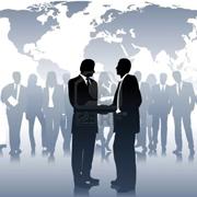 socios comerciales, negocios, finanzas, ricos no trabajan por dinero, padre rico - padre pobre
