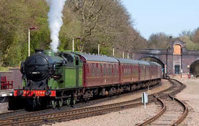 Revolución industrial, tren, desarrollo, vias del tren, revolución