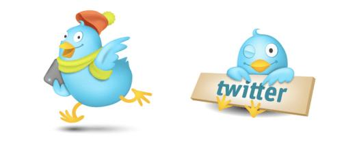 twitter, consejos, profesional, logo