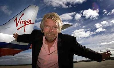 Richard Branson, éxito, fracaso, secreto