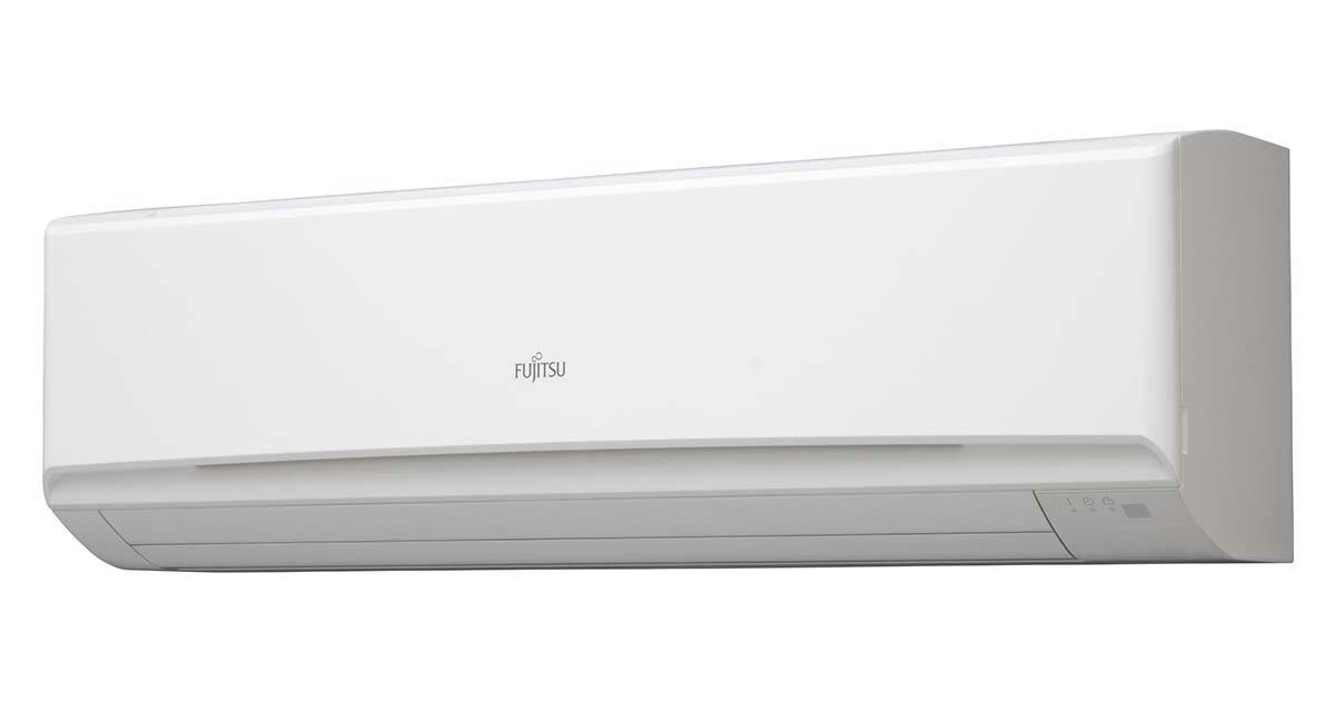 Fujitsu lança split hi-wall de 31 mil BTU/h