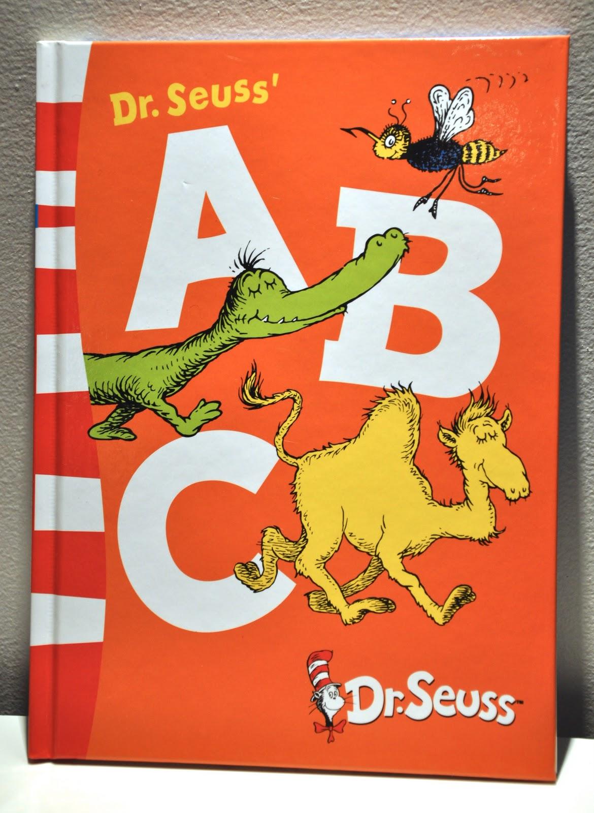 Dr Seuss S Abc Seussblog