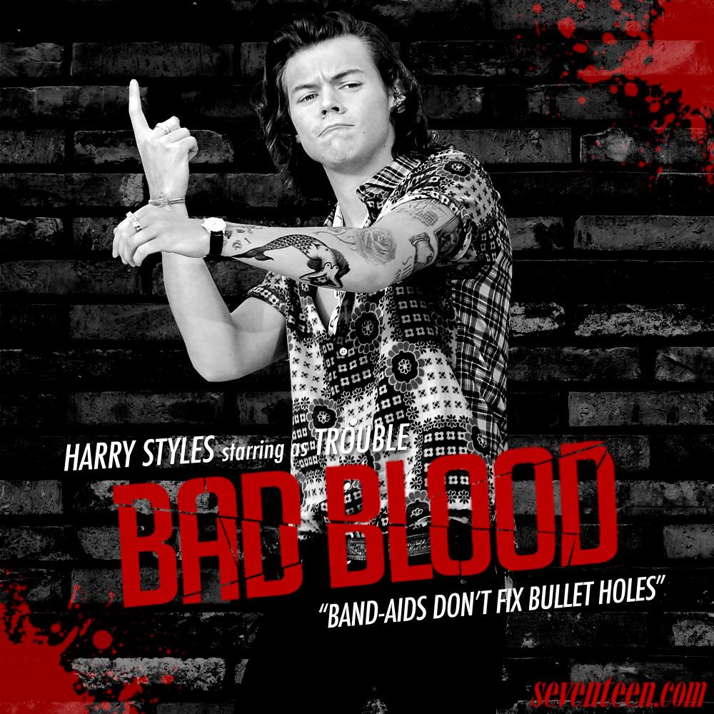 Taylor Swift Bad Blood Cast