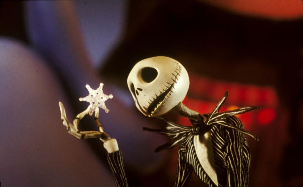 Leave it to Disney and Tim Burton to bring us a movie that covers not one, but two holidays. The Nightmare Before Christmas tells the story of Jack Skellington, the pumpkin king from Halloween Town, who discovers Christmas Town and decides he wants to take over Christmas. Rent this one when you're on