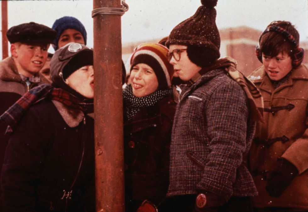 Thanks to TBS airing A Christmas Story for 24 hours straight every year, practically everyone with a TV has seen this oldie but goodie. So many people love the story of Ralphie wanting a B.B. gun for Christmas that the movie was even turned into a Broadway musical!