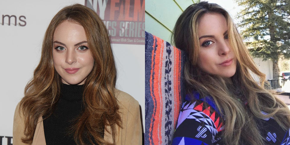 SinceVictoriousended back in2013, Liz Gillies' hair graduallyhasbeen gettinglighter — but not so lightwe couldn't still see flashes ofdark-souledJade West. Now the starhas made hair change that will force you to accept thather oldcharacteris gone forever: She dyed her hair BLONDE.Jade wouldnever! You'll see more ofLiz's new lookin her role as Fallon Carringtonon the CW's reboot ofDynasty.