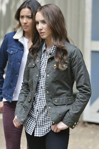 Image result for pretty little liars fashion spencer