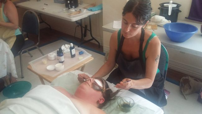 Ayurveda Facial Workshop