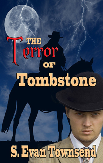 The Terror of Tombstone (Adept Series Western)