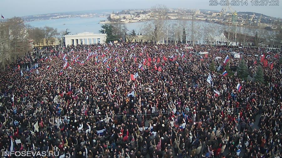 Русская весна в Севастополе. Как это было: colonelcassad ...