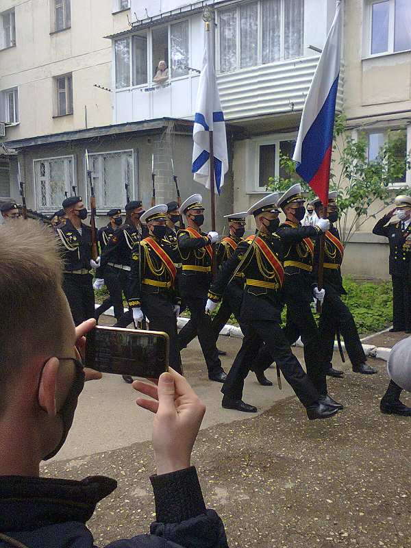 Парад Победы. 75 лет. — ГКУ СГКЦСО