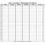 Arbeitsblatt Wochenplan-Seite001
