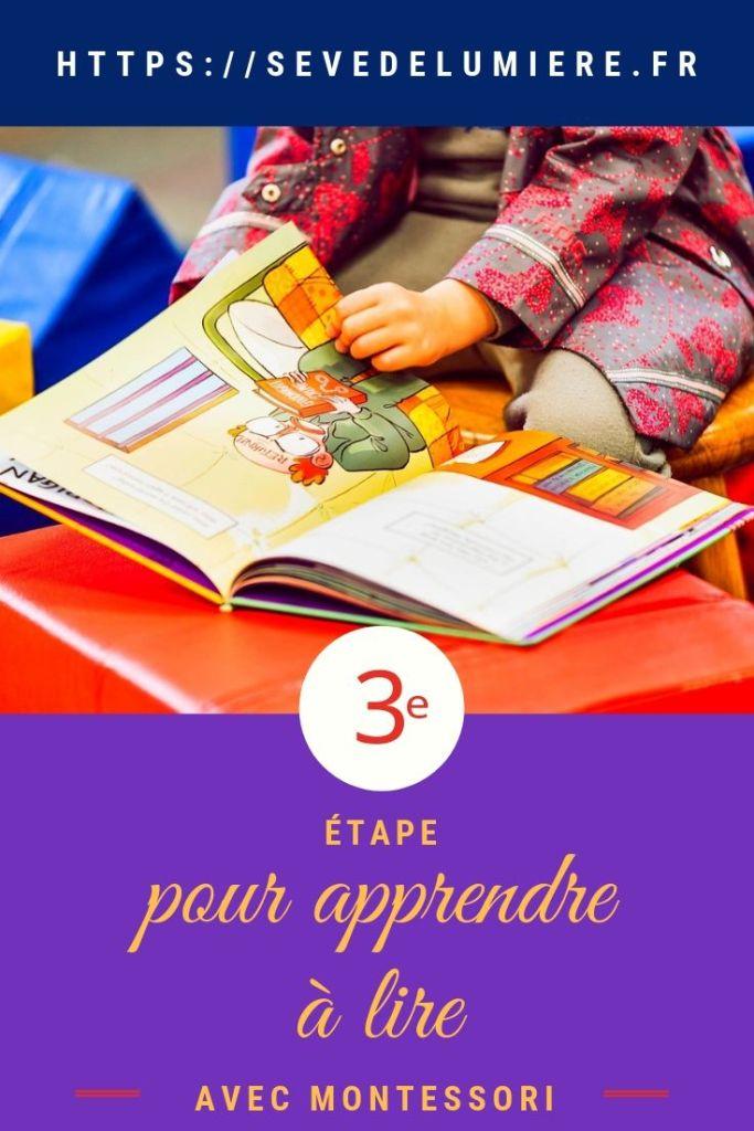 exercices pour apprendre a lire