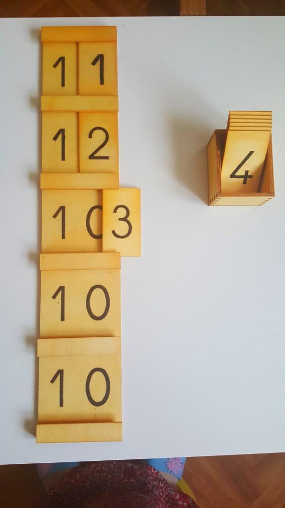 apprendre les chiffres de 1 à 20
