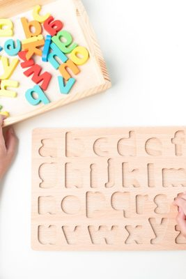 alphabet mobile - support pédagogique #apprendre #lireetécrire