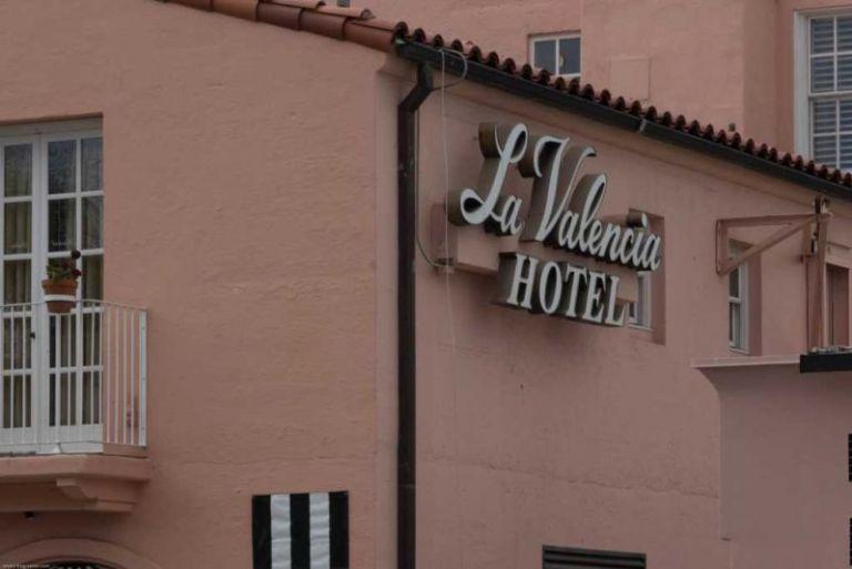 Ла-Хойя (La Jolla). Отель La Valencia
