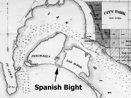 Коронадо (Coronado). Spanish Bight