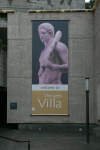 Южная Калифорния Достопримечательности Вилла Гетти (Getty Villa)