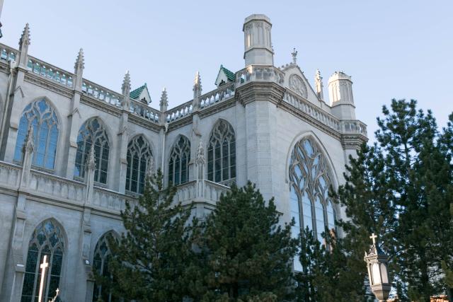 Денвер (Denver). Кафедральный собор Непорочного зачатия (Cathedral of the Immaculate Conception)