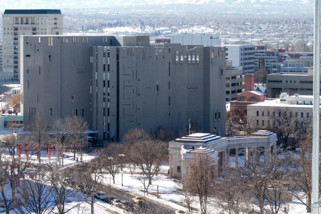 Денвер. Музей искусств (Denver Art Museum)