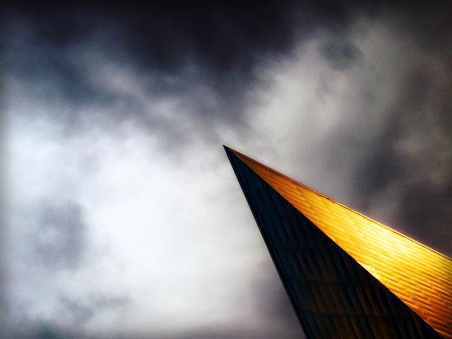 Денвер. Музей искусств. Hamilton Building