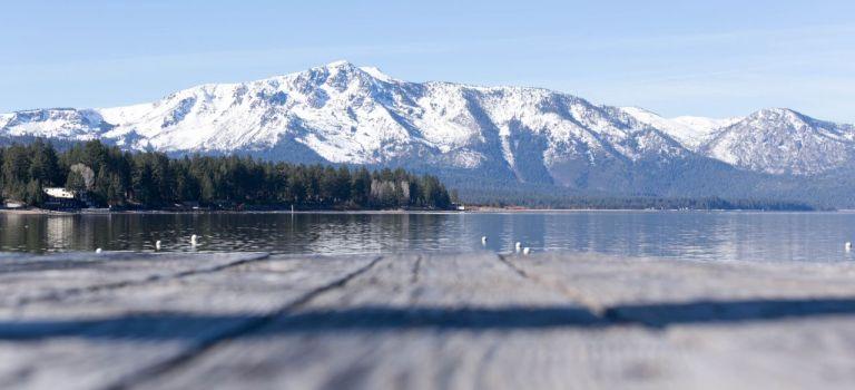 Озеро Тахо. Однажды ранним утром…