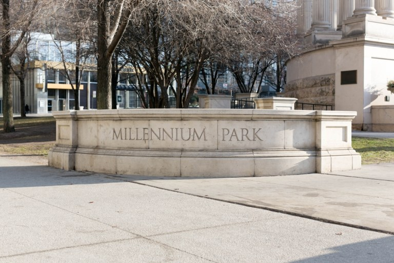 Чикаго Достопримечательности Миллениум парк (Millennium park)