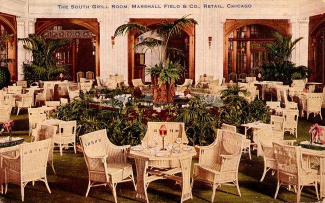 Chicago Marshall Field. Чикаго Достопримечательности