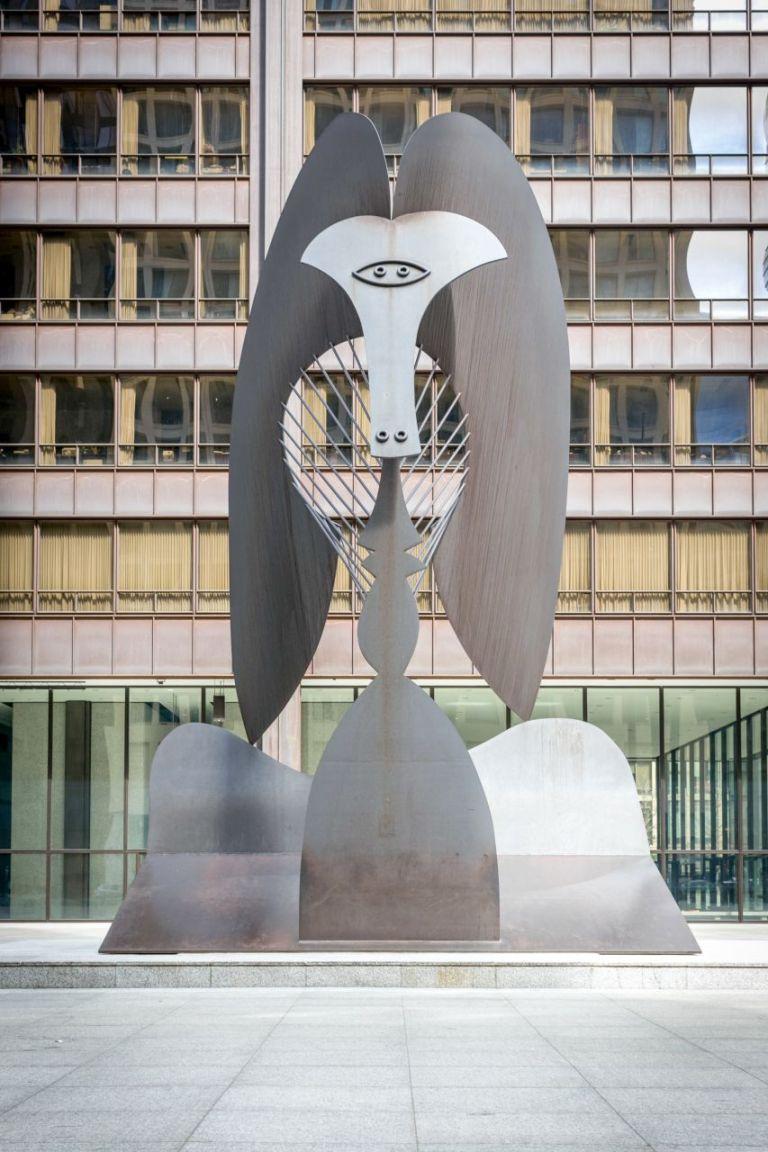 Чикаго Что посмотреть Chicago Picasso