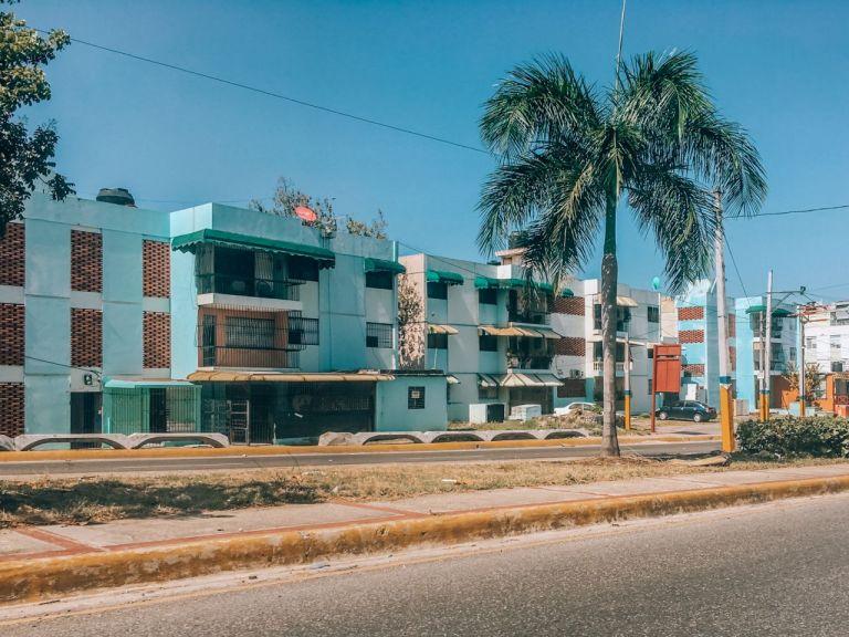 Обычные улицы Санто-Доминго