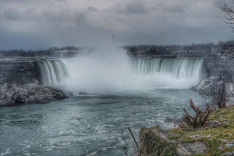 Ниагарский водопад. Водопад Подкова