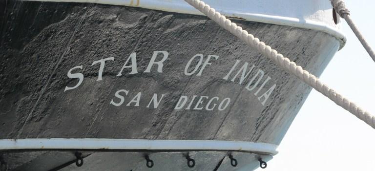 Морской Музей Сан-Диего. Предания «Звезды Индии»