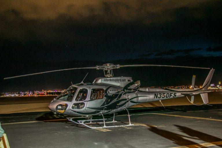 Развлечения Лас-Вегаса Вертолетная прогулка
