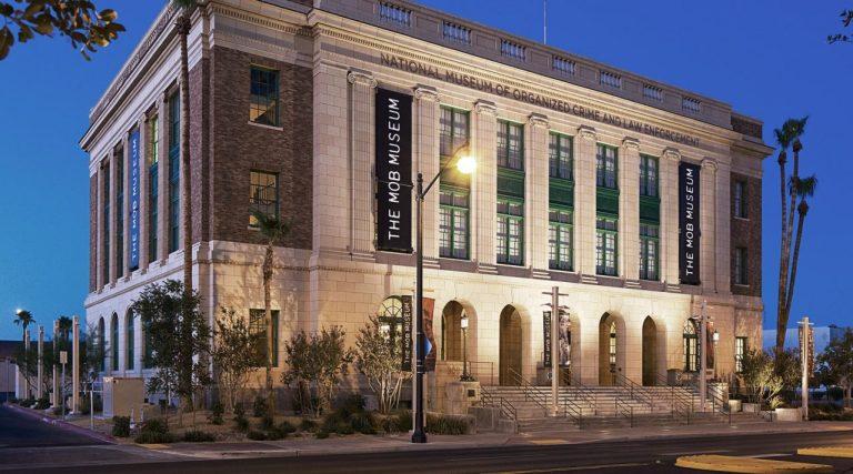 Музеи Лас-Вегаса. Музей организованной преступности и обеспечения правопорядка