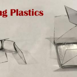 Self Folding Plastics – Shrinky Dinks, the Next Generation
