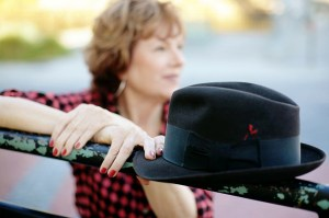 Catherine rail hat