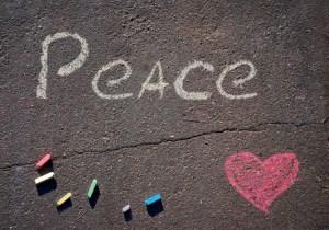 PhotoFunia peace
