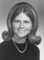 59. Cathy Clemens, senior picture 1966